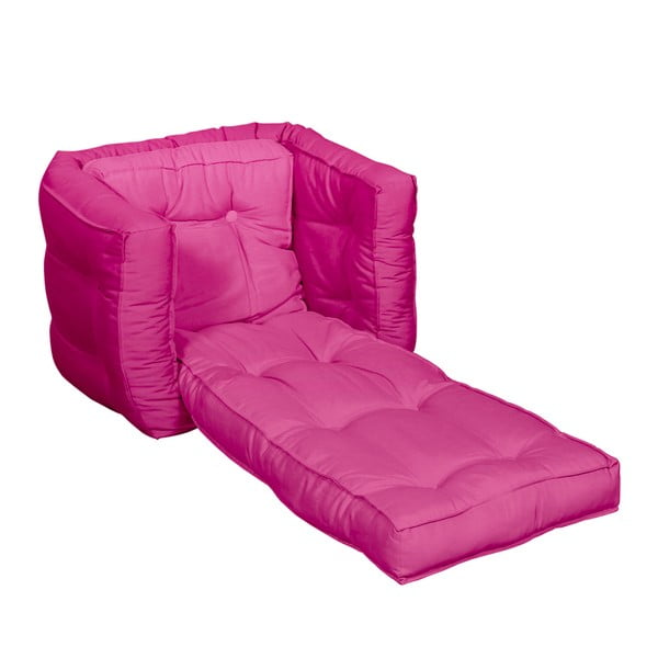 Detské kresielko Karup Baby Dice Pink/Pink