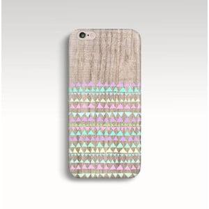 Obal na telefón Wood Watercolour II pre iPhone 6/6S