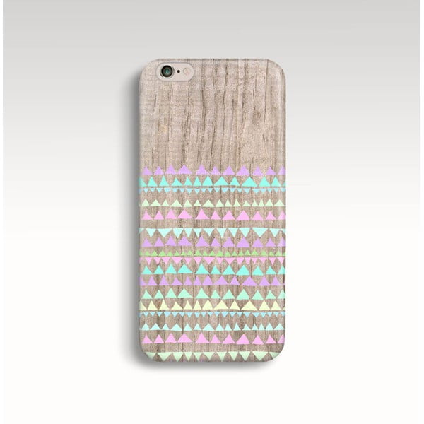 Obal na telefón Wood Watercolour II pre iPhone 5/5S