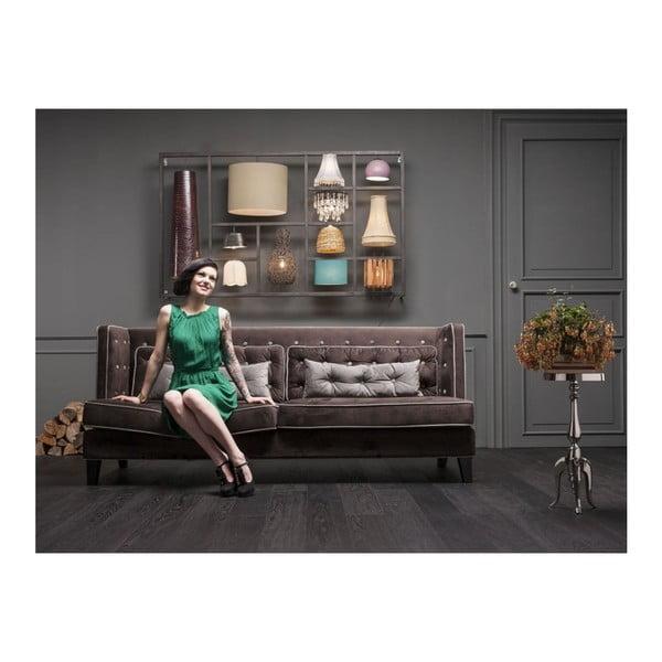 Nástenné svietidlo Kare Design Parecchi Art House, šírka 185 cm