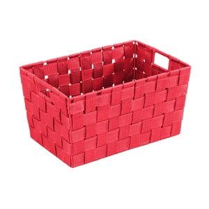 Červený košík Wenko Adria, 20×30 cm