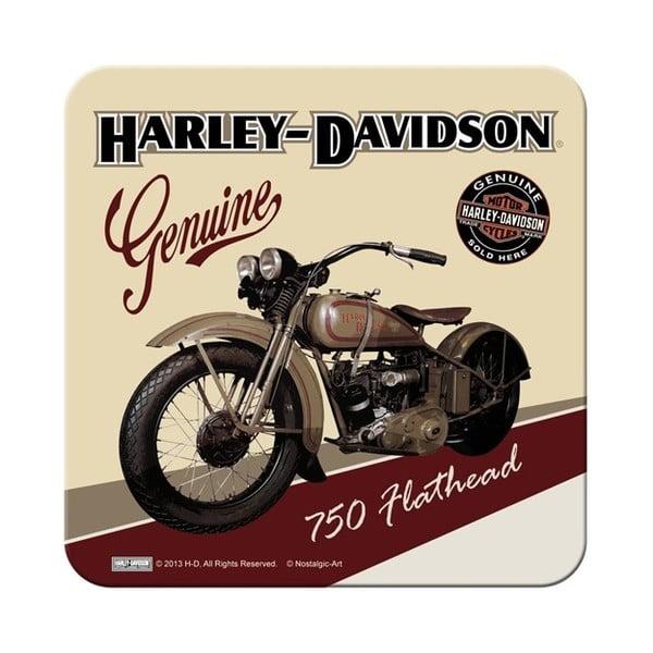 Sada 5 podložiek Postershop Harley