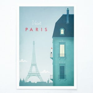 Plagát Travelposter Paris, A2