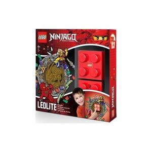 Detské nočné svetlo LEGO Ninjago Kai
