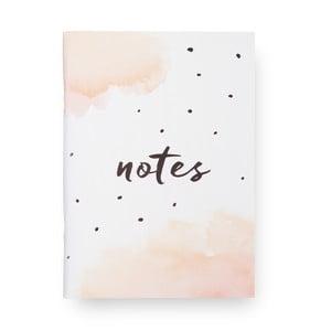 Vreckový zápisník Bloque. Notes