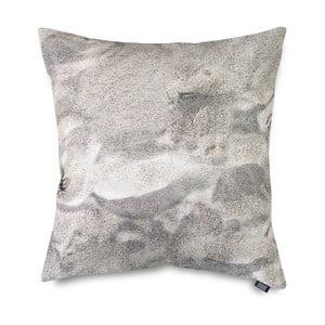Polštář s polyesterovou výplňou Foonka Písek, 40×40 cm