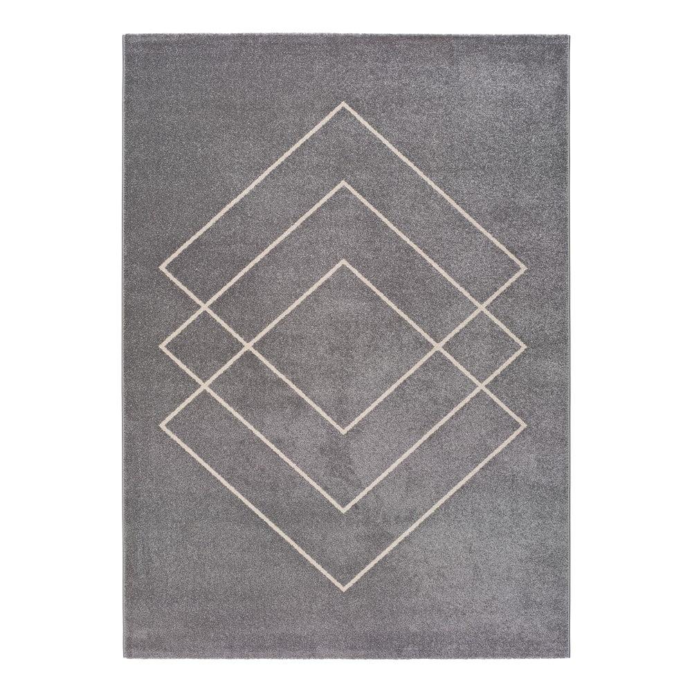 Koberec v striebornej farbe koberec Universal Breda, 280 x 190 cm