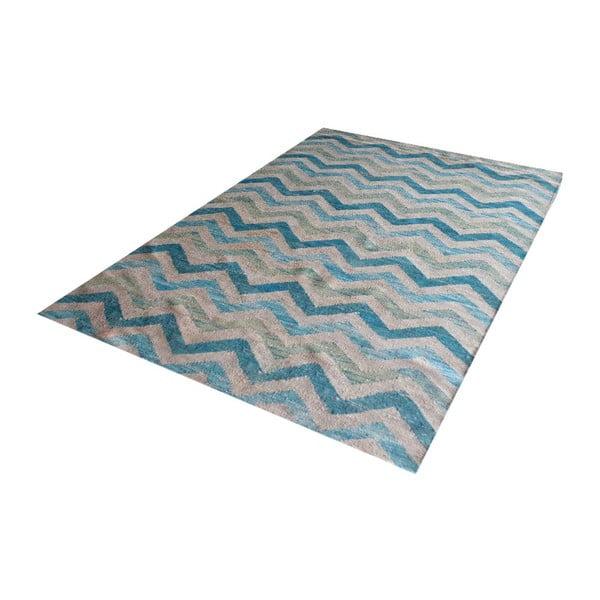 Vlnený koberec Kilim Sari, 155x240 cm