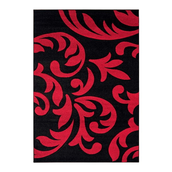 Koberec Asiatic Carpets Couture Cou Ornaments Red, 80x150 cm