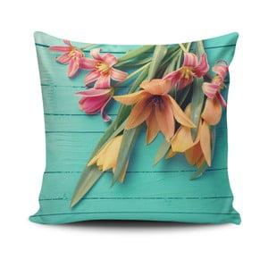 Vankúš s prímesou bavlny Cushion Love Gertino, 45 × 45 cm