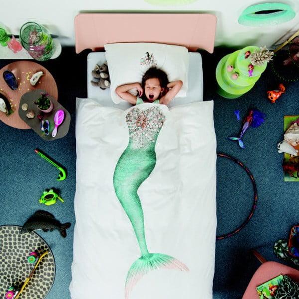 Obliečky Snurk Malá morská víla, 135x200 cm