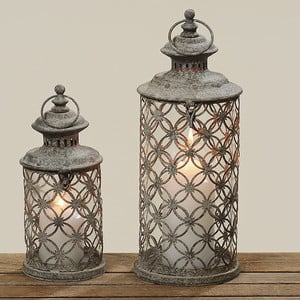 Sada 2 lampášov Boero
