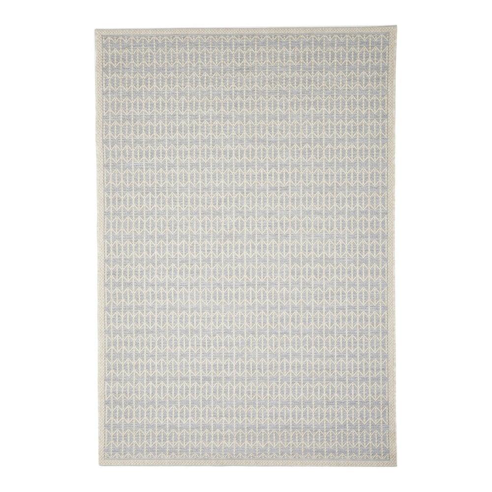 Svetlohnedý vonkajší koberec Floorita Stuoia Belveder, 130 × 190 cm
