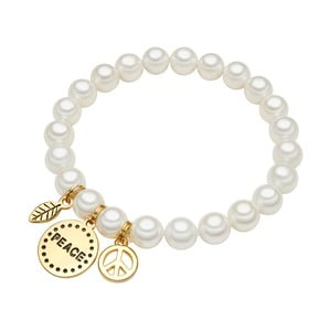 Perlový náramok Loi, perla 8 mm