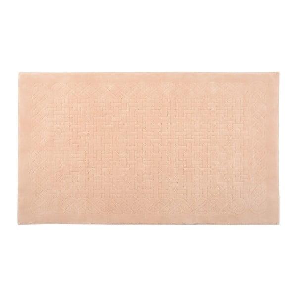 Koberec Patch 80x150 cm, ružový