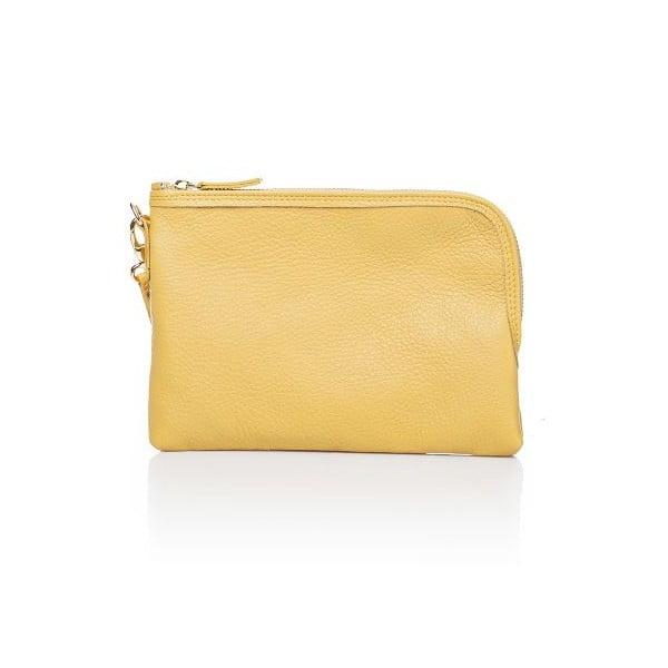 Listová kabelka Ella Yellow