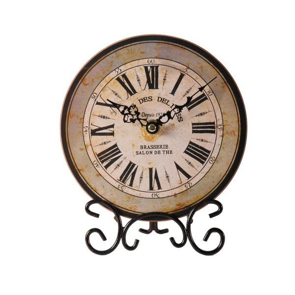 Stojacie hodiny Antic Line Délices,⌀17cm