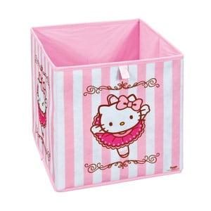 Ružový úložný box 13Casa Kitty