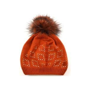 Dámska čiapka Blysk Orange
