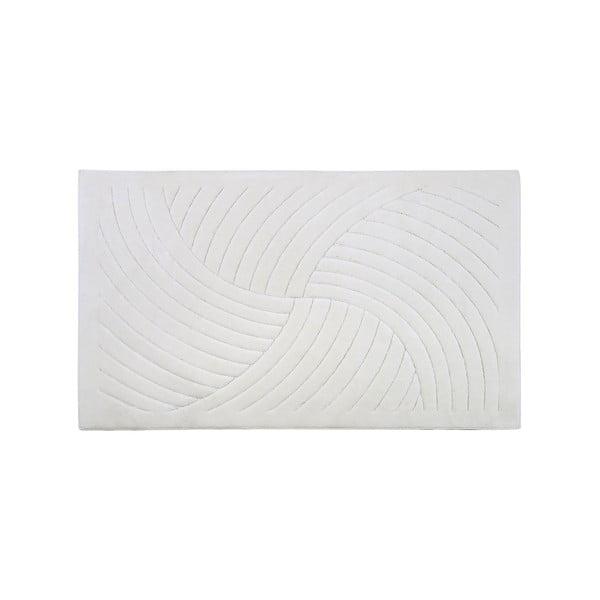 Koberec Waves 140x200 cm, krémový