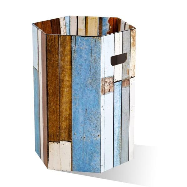 Kartónový odpadkový kôš Something Blue