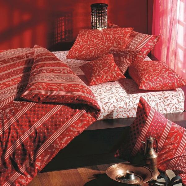 Obliečky s plachtou Red Harem, 200x220 cm