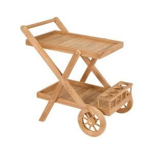 Servírovací stolík z teakového dreva Santiago Pons Troll