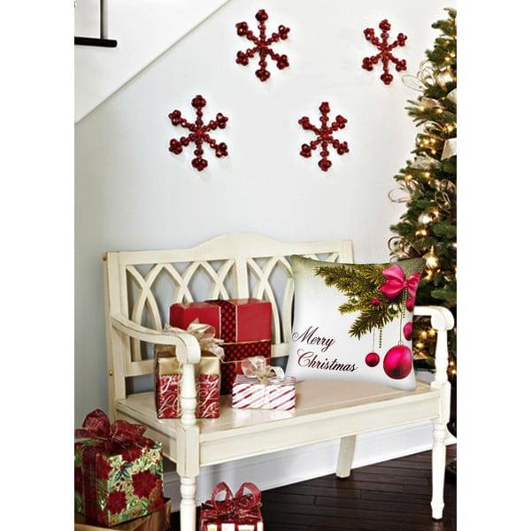 Vankúš Christmas V28, 45x45 cm