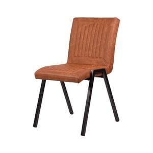 Svetlo-hnedá jedálenská stolička LABEL51 Boris