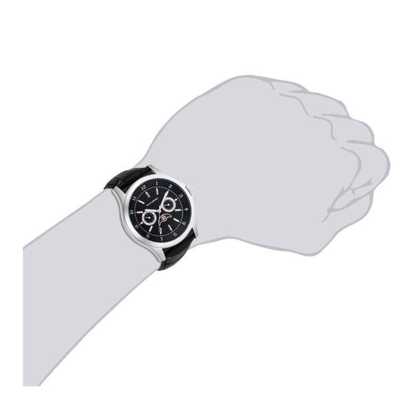 Pánske hodinky Harstad Moonphase Black