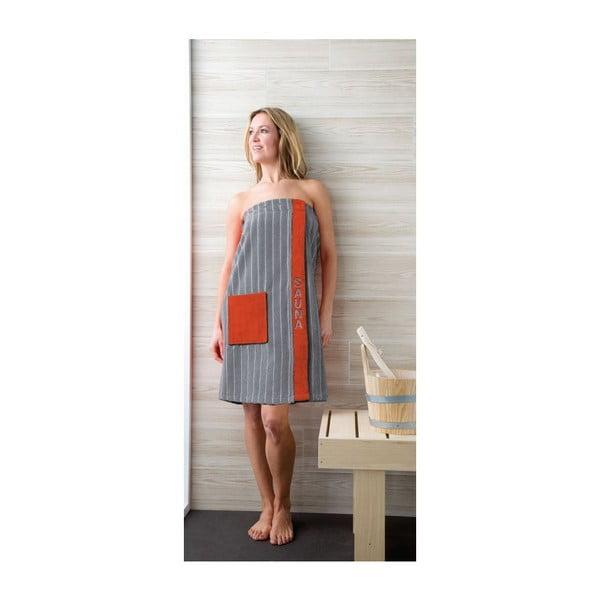 Dámsky sarong Silver, 80x136 cm