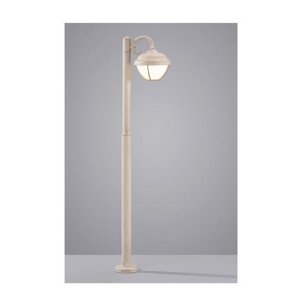Záhradné stojacie svetlo Verdon White, 110 cm