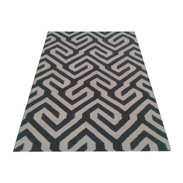 Ručne tkaný koberec Kilim Premala, 120x180 cm