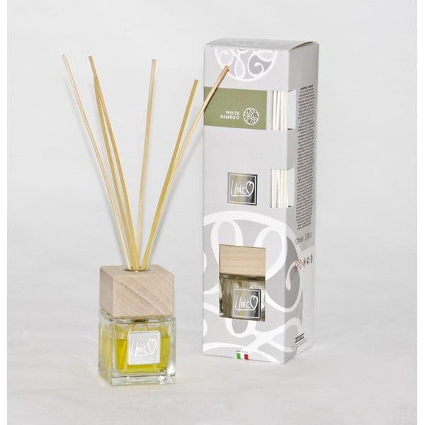 Difuzér Unico Prestige, biely bambus 100 ml