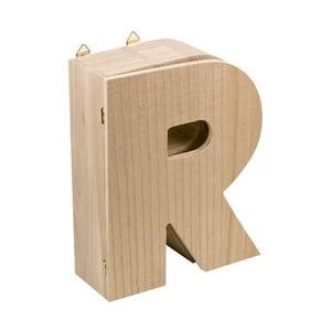 Nástenný box Letter R