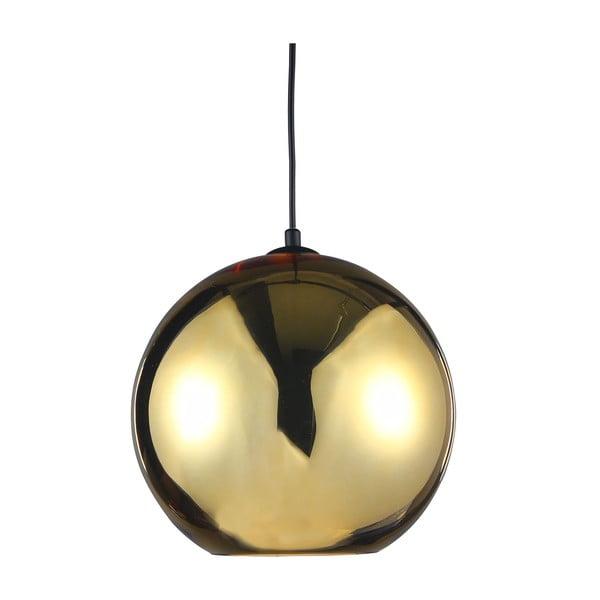 Stropné svetlo Copper Gold, 30 cm