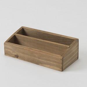 Drevený box Compactor Vintage Box, 18,5x9,2 cm