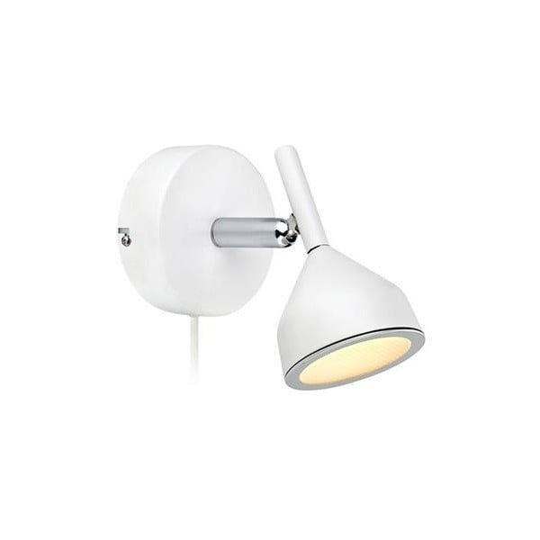 Nástenné svetlo Markslöjd Bell Wall 1L, biele