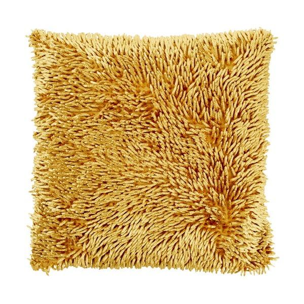 Vankúš Hoffa Mustard, 45x45 cm