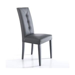Sada 2 sivých jedálenských stoličiek Tomasucci Lella