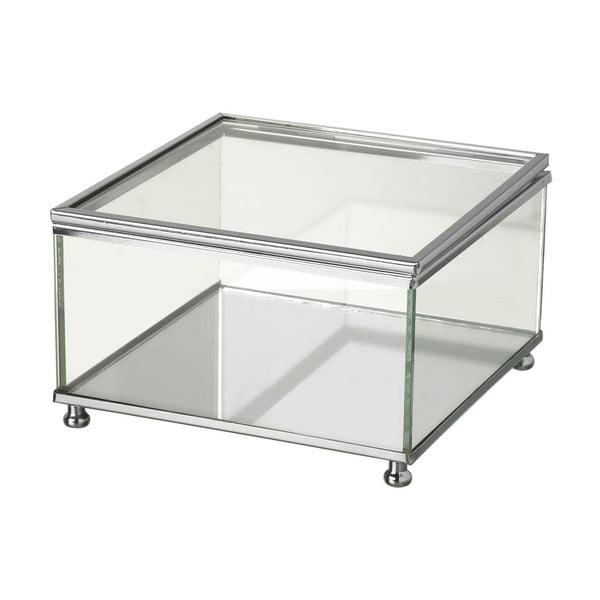 Sklenený úložný box Parlane Display, 7.5x12.5 cm