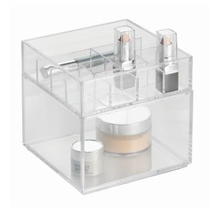 Úložný systém do kúpeľne Calrity, 15x15x14,5 cm