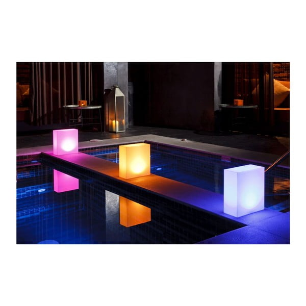 Náladové plávajúce zahradné svetlo Kong S