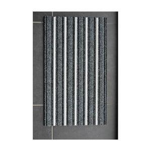 Sivá rohožka Hanse Home Alu, 47×75cm