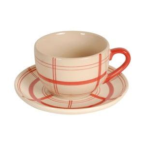 Šálka s tanierikom Cup Sharp