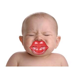 Detský cumlík Fred & Friends Chill Baby Lips
