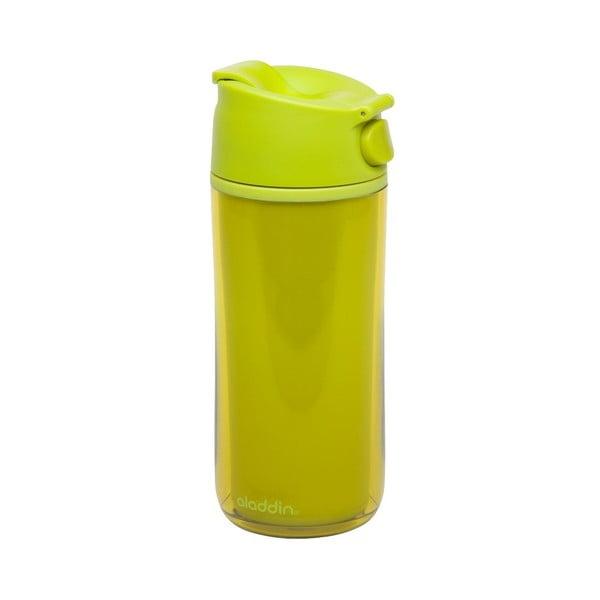 Termohrnček Flip & Sip 350 ml, zelený