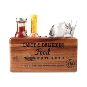 Prenoska s tabuľou na písanie z akáciového dreva T & G Woodware Glorious