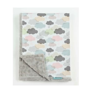 Obojtranná deka Little Nice Things Clouds
