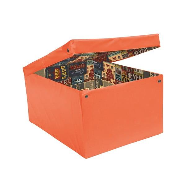 Úložná krabica Orange Pub